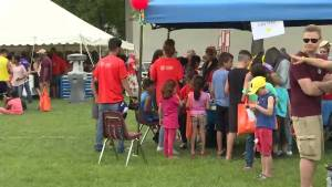 Winnipeg's 3rd annual Newcomer Welcome Fair draws people from across the world