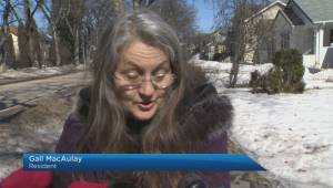 Temperature rise could result in overland flooding in some Winnipeg neighbourhoods (01:17)