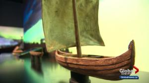 Royal Alberta Museum: new viking exhibit