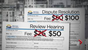 Critics denounce hike in rental dispute fees