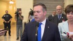 Kenney threatens constitutional challenge of bill C-69 ahead of Trudeau meeting