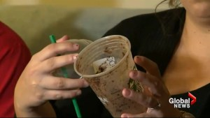 California family sues Starbucks for allegedly finding blood in Frappuccino