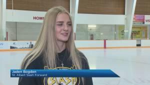 Global Edmonton MVP: Jaden Bogden