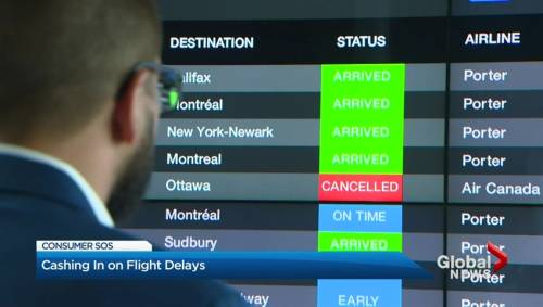 Quebec company making airline compensation easier for ...