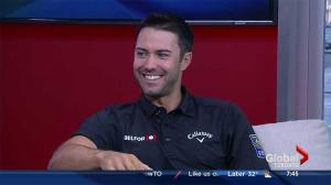 PGA's Adam Hadwin talks rookie season and what's next
