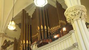 Historic pipe organ in Kingston needs help