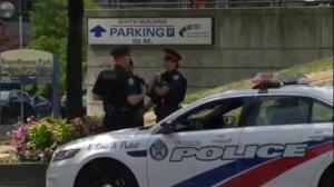 Toronto police out in full force over 'unspecified threat'