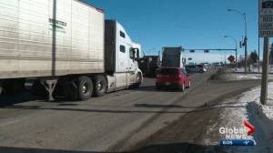 Business calls traffic changes for Yellowhead freeway 'terrible'