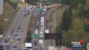 Commuter chaos after deadly southwest Edmonton crash raises traffic questions