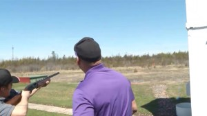 Global News Morning visits the Kingston & District Trap, Skeet, and Sporting Clays Club