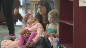 No 'shushing' kids at new Calgary Public Library's Early Learning Centre