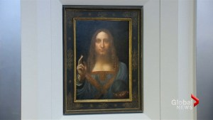 Long lost da Vinci painting thought to be destroyed has been rediscovered