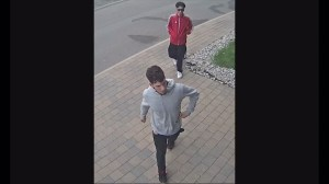 Two suspects sought in Vaughan robbery