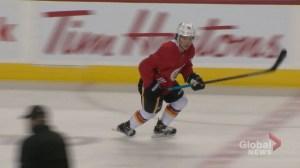 Calgary Flames prospect Dillon Dube having impressive pre-season