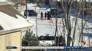 Police shooting in southwest Edmonton leaves man dead