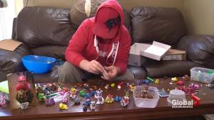 Modelling clay characters helps calm Moncton buy with autism