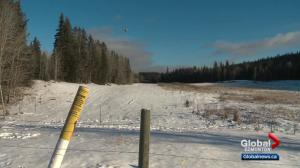 Alberta landowners worry Trans Mountain pipeline project will hurt their business plans