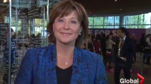 'They are not normal': Christy Clark on Donald Trump's sexist comments