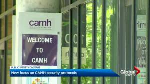 New focus on CAMH security protocols