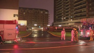 Fire sends NDG residents to the street