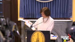 Embattled Baltimore mayor Catherine Pugh resigns