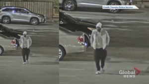 Toronto police release security video of deadly Driftwood Ave. shooting