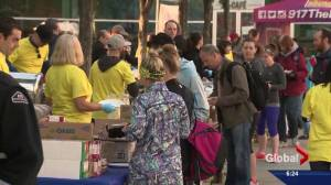 Fort McMurray wildfire: 1,800 evacuees temporarily call Edmonton home