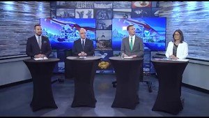 Kingston and the Islands provincial candidates spar over energy, leadership in debate
