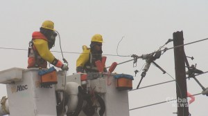 Calgary weather conditions lead to perfect storm for power problems