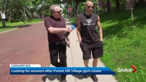 Toronto fitness owner strands customers