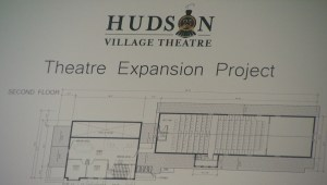 Hudson Village Theatre looking to expand