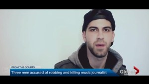 Trial for 3 men accused of killing music journalist Zack Noureddine begins