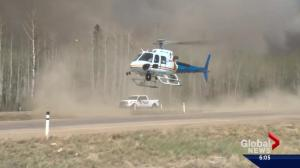 Fort McMurray wildfire continues to grow