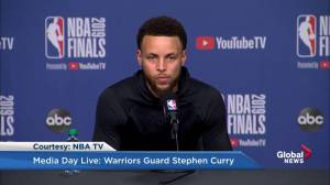 Steph Curry says 'tough, scrappy' Kyle Lowry will present challenges