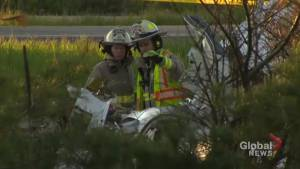 Small airplane crash in central Ontario leaves 2 dead