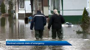 Montreal extends state of emergency in wake of historic flooding