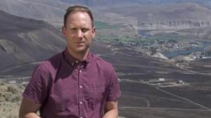 Residents return to scorched village of Ashcroft, BC