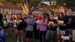 Hundreds attend vigil honoring Mollie Tibbetts