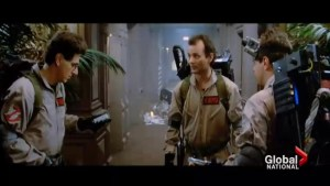 Ghostbuster film reboot announced 30 years after the original