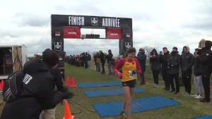 Sister duo take on Canada's best runners in Kingston