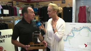 The Running Room announces the Lorraine Mansbridge award