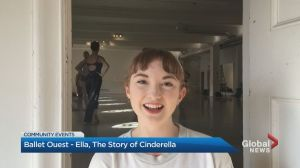 Community Events: Ballet Ouest- The Story of Cinderella