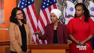 Israel bars Rashida Tlaib, Ilhan Omar from visiting