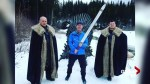 5th throne from 'Game of Thrones' found in Tumbler Ridge