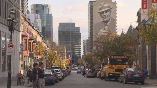 Leonard cohen honoured with mural on 1st anniversary of for Mural leonard cohen