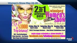 Winnipeg Women's Show takes over Red River Exhibition Park