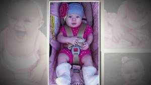 Baby recovering after 12 hours trapped in car