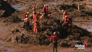 Five arrested after deadly Brazil dam collapse