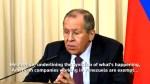 U.S. sanctions against Venezuela are illegal: Russia