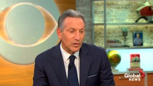 'I think I can beat the system': former Starbucks CEO Howard Schultz